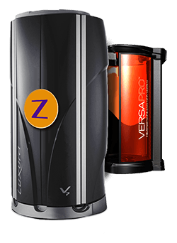 Zoom Tan stand-up VersaPro Spray Tanning Booth